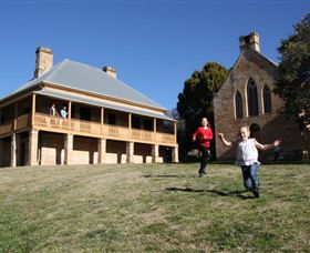 Hartley Historic Site - Redcliffe Tourism