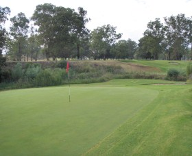 Muswellbrook Golf Club - Redcliffe Tourism