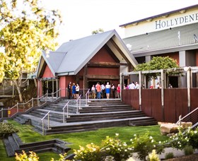 Hollydene Estate Wines and Vines Restaurant - Redcliffe Tourism