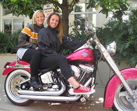 Wild Ride Harley and Motorcycle Tours - Redcliffe Tourism