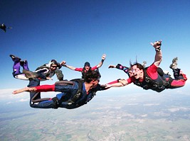 Skydive Maitland - Redcliffe Tourism