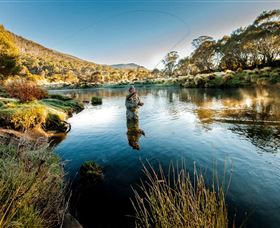 Fly Fishing Tumut - Redcliffe Tourism