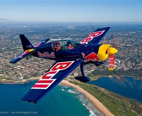 Red Baron Adventure Flights - Redcliffe Tourism