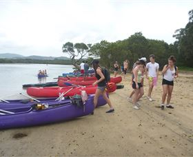 Canoe and Kayak Adventures - Redcliffe Tourism