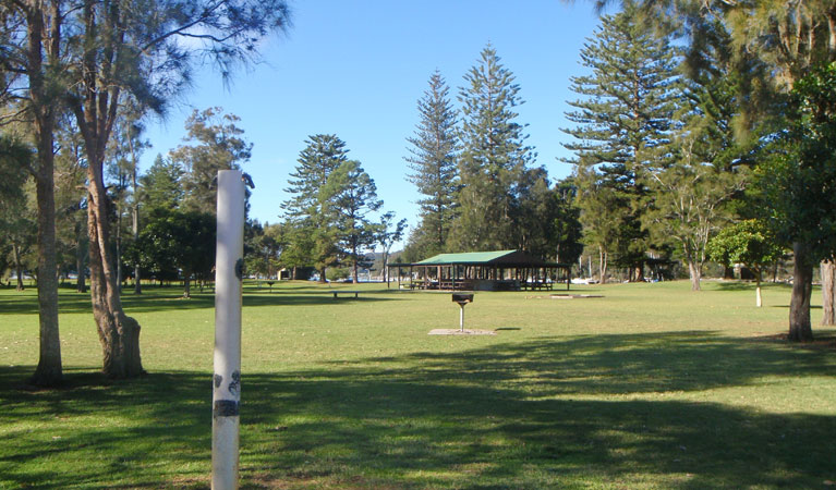 The Basin picnic area - Redcliffe Tourism