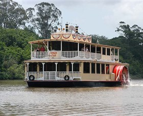 Nepean Belle Paddlewheeler - Redcliffe Tourism