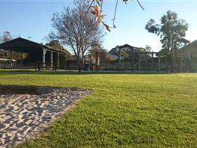 Langhorne Creek Public Playground - Redcliffe Tourism