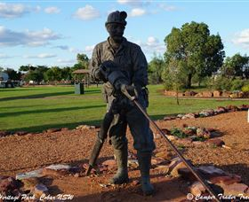 Cobar Miners Heritage Park - Redcliffe Tourism