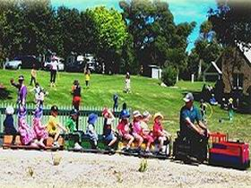 Tiny Train Park - Redcliffe Tourism