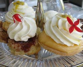 Afternoon Tea at Burnett House - Redcliffe Tourism