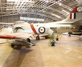 Australian Aviation Heritage Centre - Redcliffe Tourism