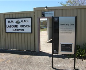 Fannie Bay Gaol - Redcliffe Tourism