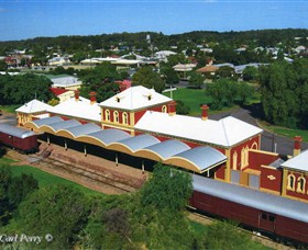 DUNERA  MUSEUM - Hay Internment and Prisoner of War Camps Interpretive Centre - Redcliffe Tourism