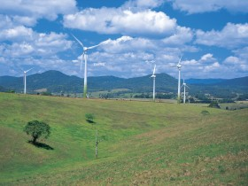 Windy Hill Wind Farm Ravenshoe - Redcliffe Tourism