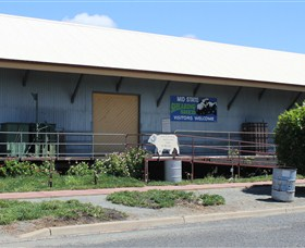 Mid-State Shearing Shed Museum - Redcliffe Tourism