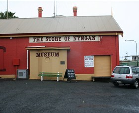 Nyngan Museum - Redcliffe Tourism