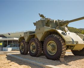 The Australian Armour and Artillery Museum - Redcliffe Tourism