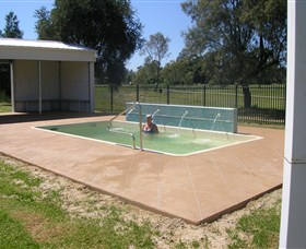 Mungindi Hot Pool - Redcliffe Tourism