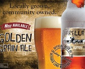 Barellan Beer - Community Owned Locally Grown Beer - Redcliffe Tourism