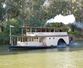 Paddlesteamer Canberra - Redcliffe Tourism