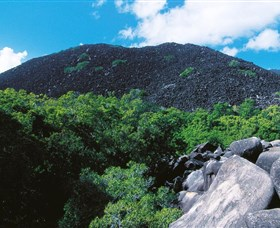 Black Mountain Kalkajaka National Park - Redcliffe Tourism