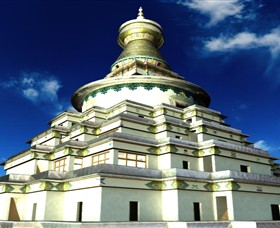 The Great Stupa of Universal Compassion - Redcliffe Tourism