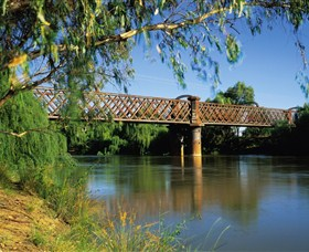 Narrandera Rail Bridge - Redcliffe Tourism