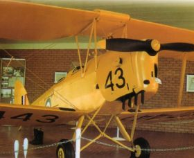 Tiger Moth Memorial - Redcliffe Tourism