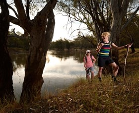 Narrandera Bike and Hike Track - Redcliffe Tourism