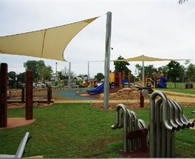 Livvi's Place Playground