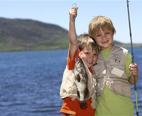 Fishing on Keswick Island - Redcliffe Tourism