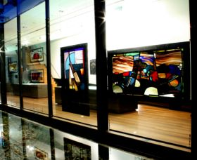 National Art Glass Collection - Redcliffe Tourism