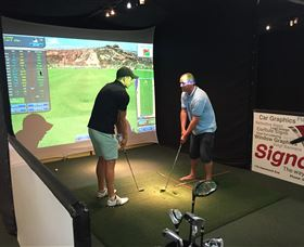 GolfTec - Redcliffe Tourism