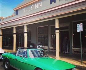 Finns Store - Redcliffe Tourism
