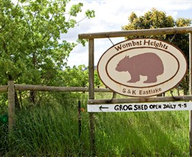 Wombat Heights Orchard and Grog Shed - Redcliffe Tourism