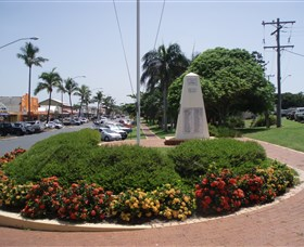 Yeppoon War Memorial - Redcliffe Tourism