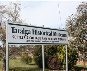 Taralga Historical Society Museum - Redcliffe Tourism