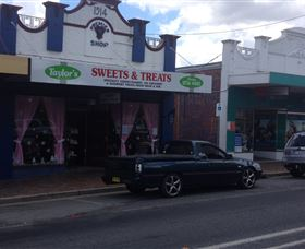 Taylors Sweets and Treats - Redcliffe Tourism