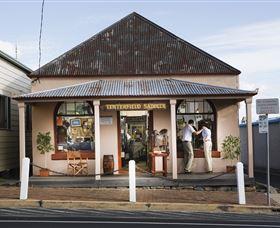 Tenterfield Saddler - Redcliffe Tourism