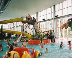 Springwood Aquatic and Fitness Centre - Redcliffe Tourism