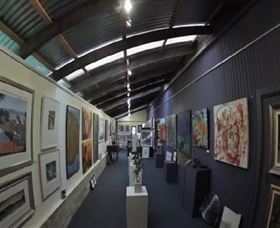 Purple Noon Gallery - Redcliffe Tourism