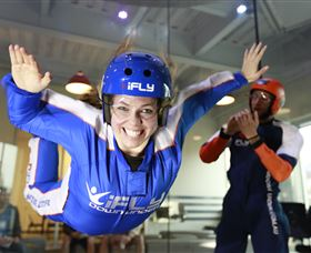 iFly Indoor Skydiving - Redcliffe Tourism