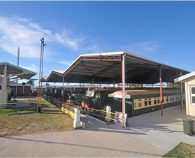 Railway Museum - Redcliffe Tourism