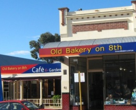 The Old Bakery on Eighth Cafe - Redcliffe Tourism