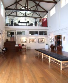 Milk Factory Gallery - Redcliffe Tourism