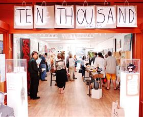 Ten Thousand Paces Gallery - Redcliffe Tourism