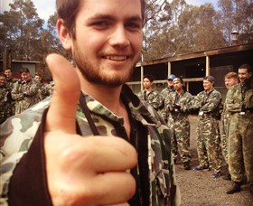 Ultimate Paintball - Redcliffe Tourism