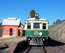 Paterson Rail Motor Museum - Redcliffe Tourism