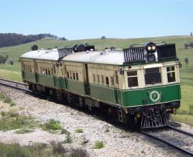 Paterson Rail Motor Society - Redcliffe Tourism