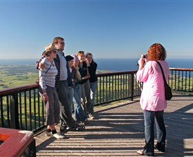 Saddleback Mountain Lookout - Redcliffe Tourism